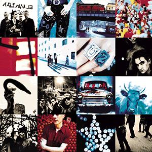 U2 web site
